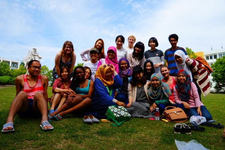 picnic day!