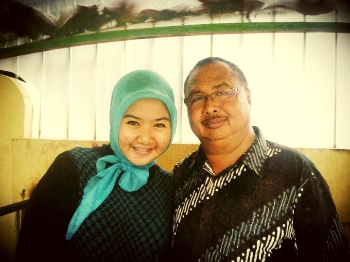 I miss you,Ayah!
