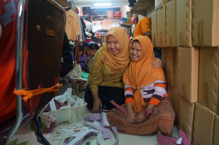 Rumah Tiara: Sebuah Inovasi Sosial Bagi Difabel diSurabaya